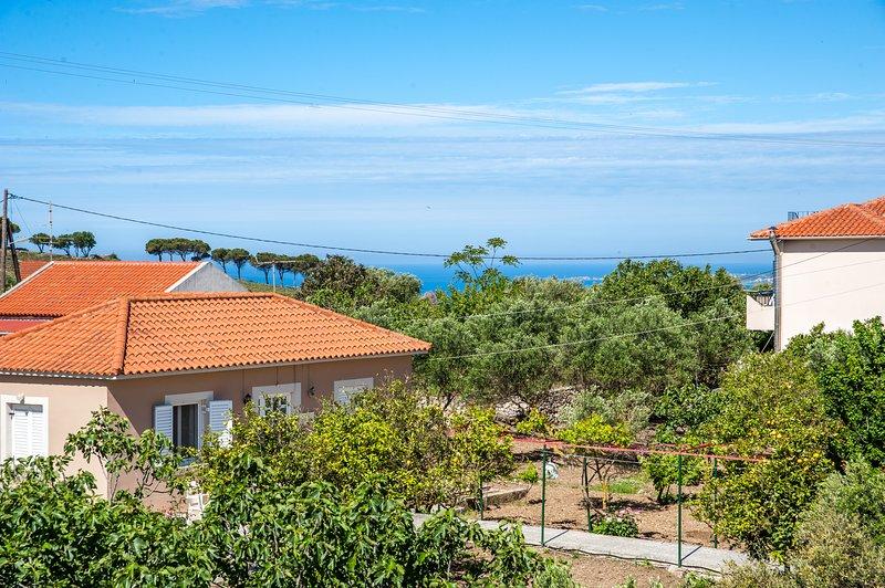 Kefallinia Mountain View Apartment, holiday rental in Argostolion