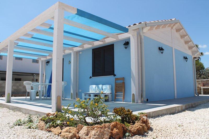 casa azzurra san lorenzo, holiday rental in San Lorenzo