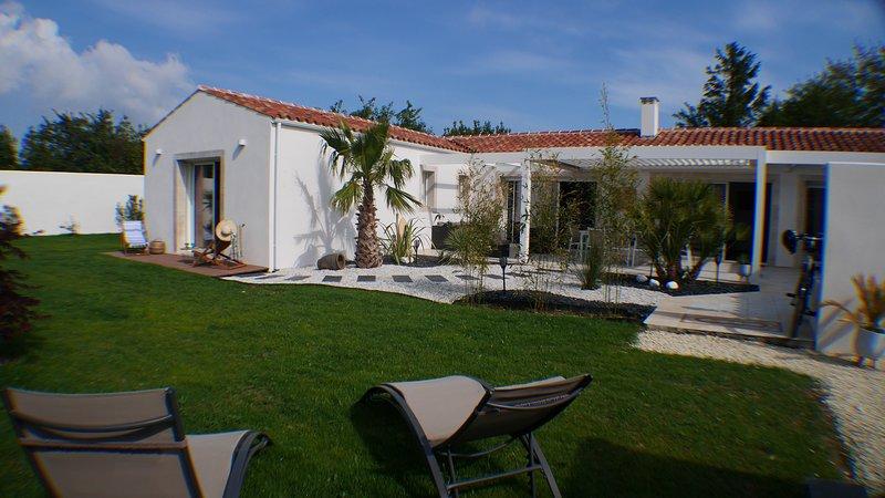 Villa Clair de Dune à 3 minutes de la plage, vakantiewoning in Saint-Georges d'Oléron