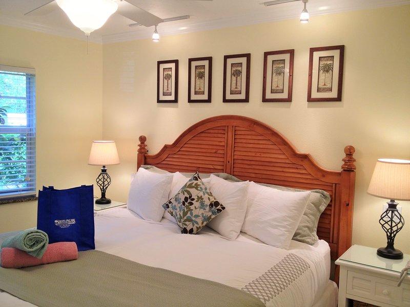 Siesta Key Inn 1Br/1B Pineapple Palm #1D, aluguéis de temporada em Silver Star