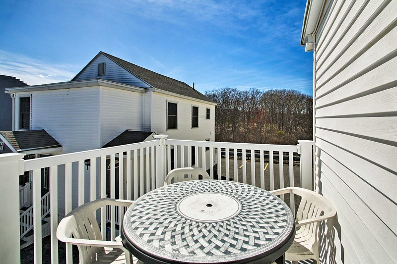 Soak up the sunshine from this vacation rental apartment!