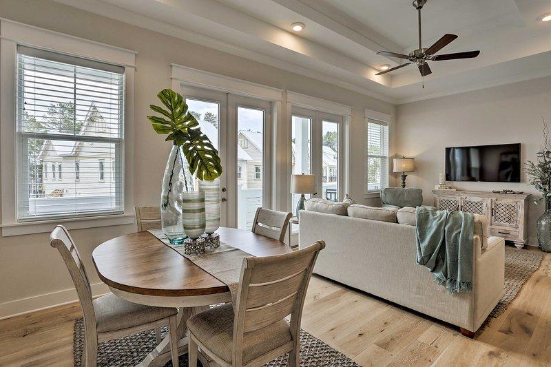 Enamórate del encanto de esta casa adosada en alquiler de 2 habitaciones y 2 baños.