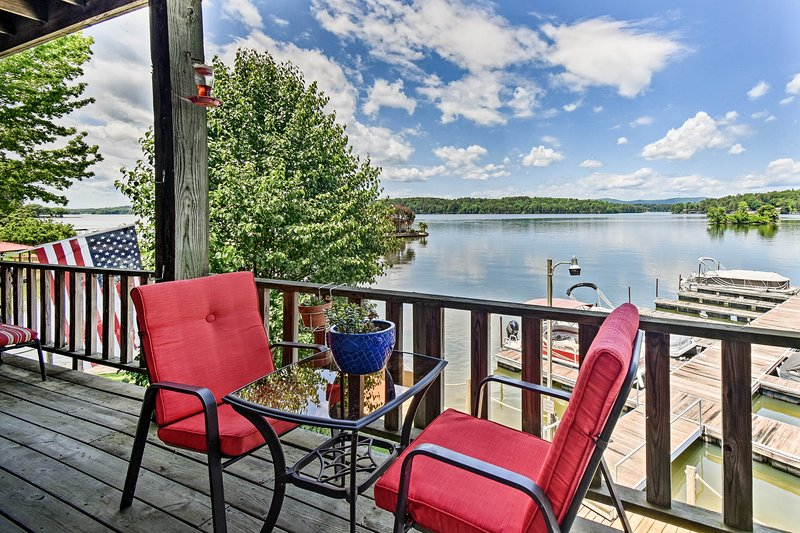 NEW-Lake Hamilton Condo w/Pool 10mi to Hot Springs UPDATED