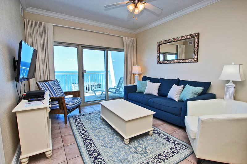 13th Floor Gulf View Condo