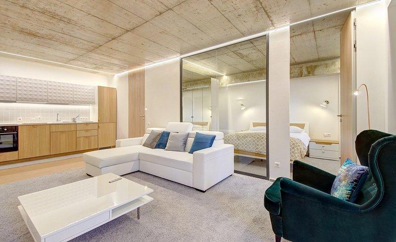 Kauno-Algirdo Luxury apartments, location de vacances à Trakai