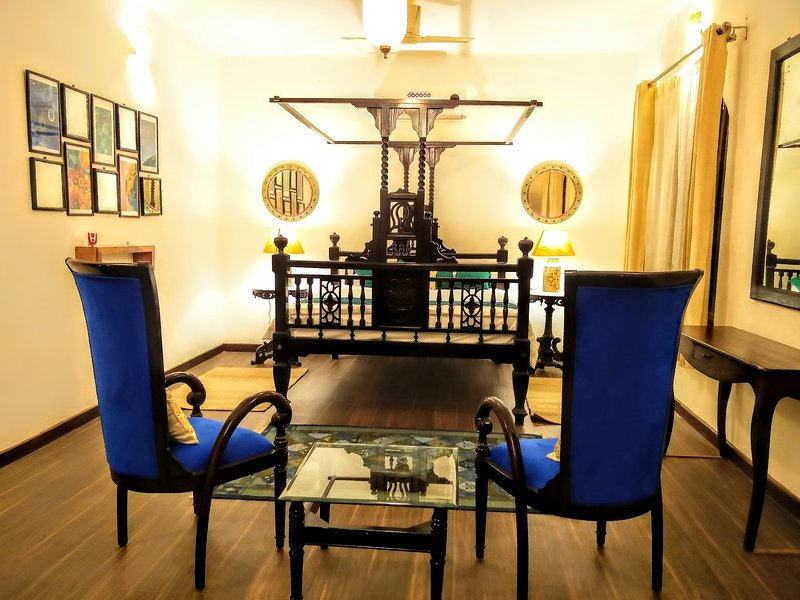 The Mandrem House, holiday rental in Sawantwadi