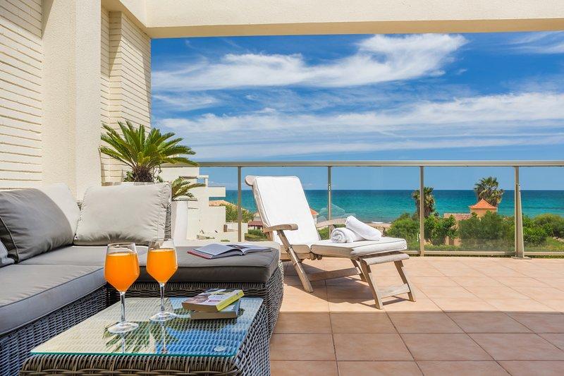Tierra de Mar 01, holiday rental in Denia