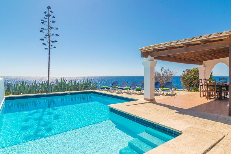 VILLA SOL NAIXENT - Villa for 6 people in Cala Serena -  Felanitx, holiday rental in Cala Serena