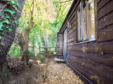 Woodcutters lodge, Sway, New Forest - stunning location close to open forest, vacation rental in Brockenhurst