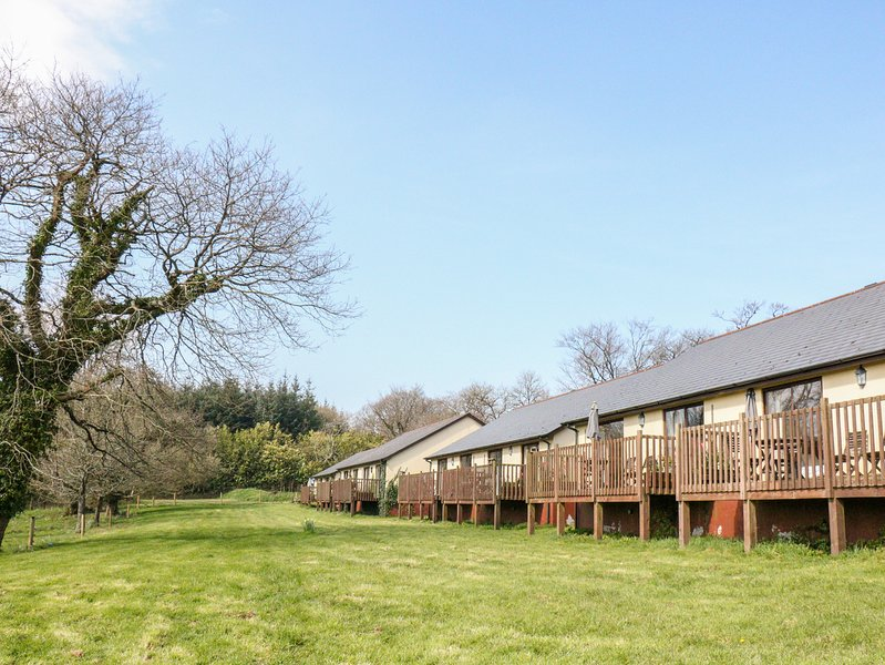 MALLARD, Enclosed decking, On-site facilities, Electric fire, near Holsworthy, vacation rental in Clawton