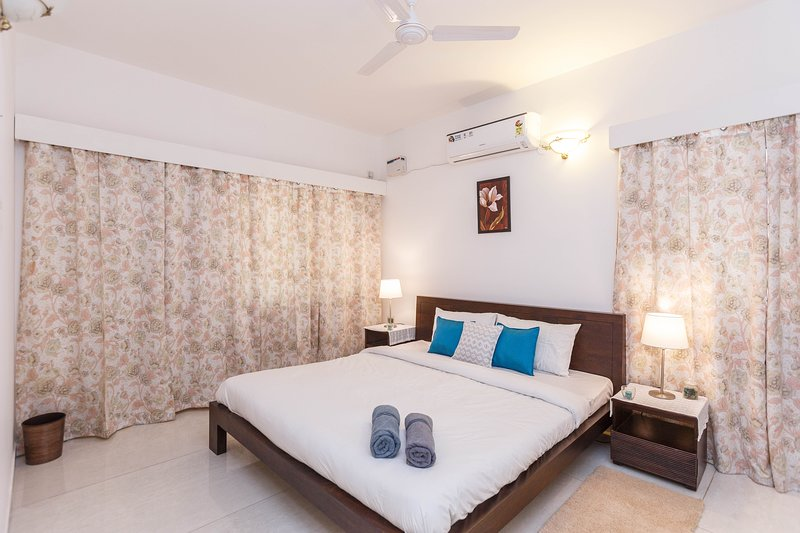 The Haven Suite a Self-Serviced Residence, vakantiewoning in Bangalore Rural District