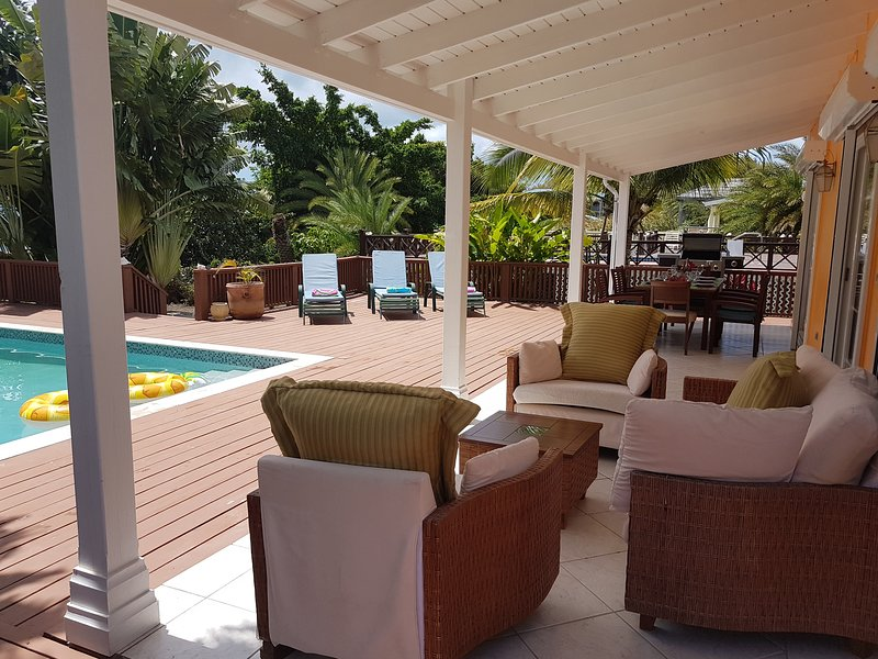 Pimento Villa - Your perfect Antiguan holiday escape, holiday rental in Crab Hill