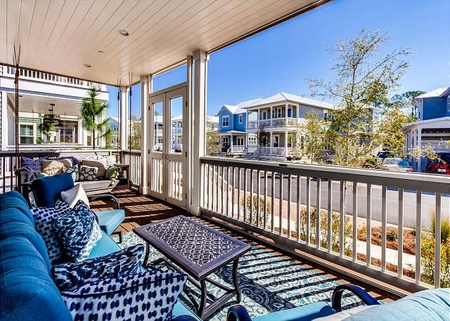NEW - 4 BR - ONCE UPON A TIDE - MINUTES TO SEASIDE & BEACH – 4 BIKES INC, holiday rental in Seagrove Beach