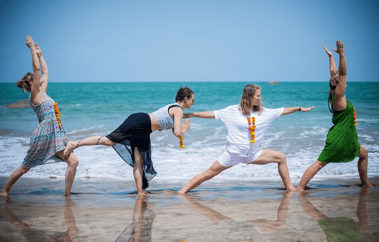 twin share yoga holiday | 3 veg meals | 2 asana classes & 1 meditation class, vacation rental in Cola