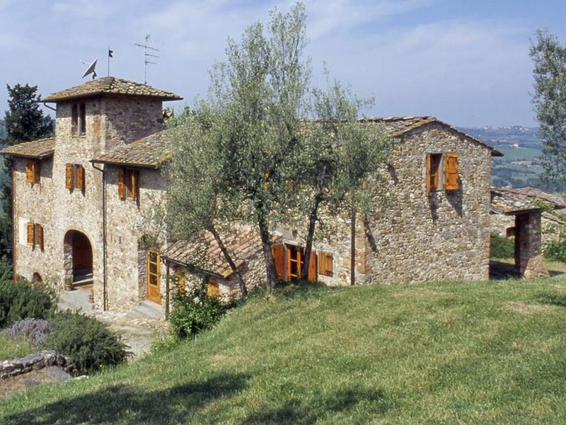 Sant'Angelo in Colle Villa Sleeps 12 with Pool and WiFi - 5247613, vacation rental in San Casciano in Val di Pesa