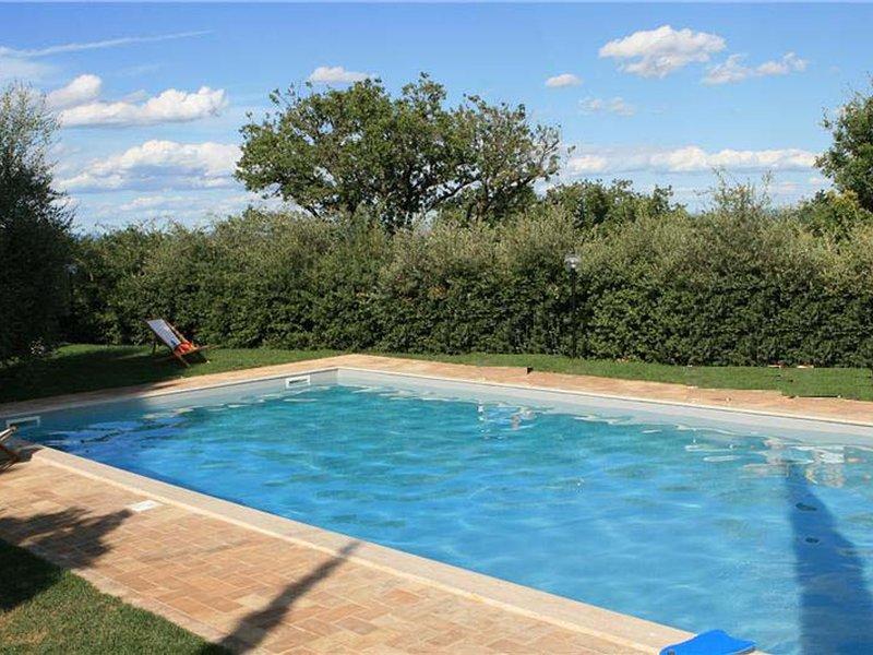 Localita Toppo Basso Villa Sleeps 8 with Pool Air Con and WiFi - 5247793 – semesterbostad i Macciano