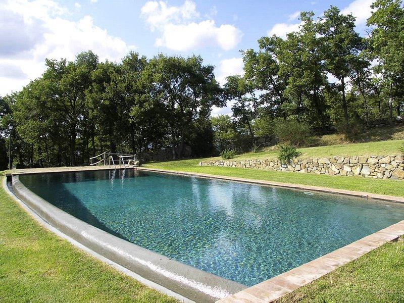Castiglioncello del Trinoro Villa Sleeps 8 with Pool and WiFi - 5247911, alquiler vacacional en Contignano