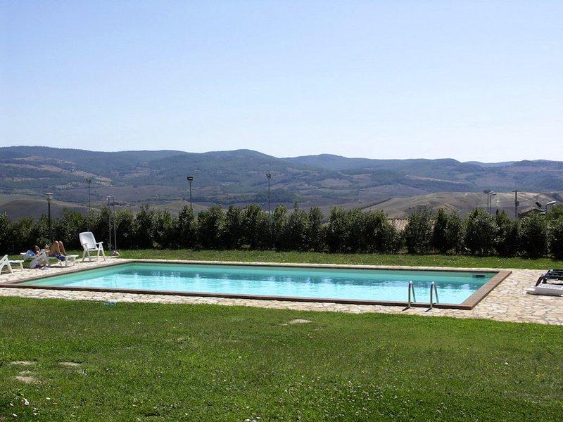 Celle sul Rigo Villa Sleeps 12 with Pool and WiFi - 5247894, vacation rental in Casciano