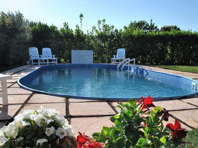Stazione di Itri Villa Sleeps 10 with Pool Air Con and WiFi - 5312809, location de vacances à Itri