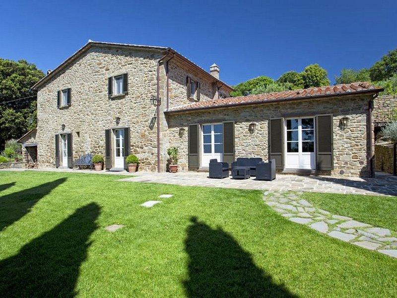 Cegliolo Villa Sleeps 10 with Pool Air Con and WiFi - 5247569, holiday rental in San Pietro a Cegliolo