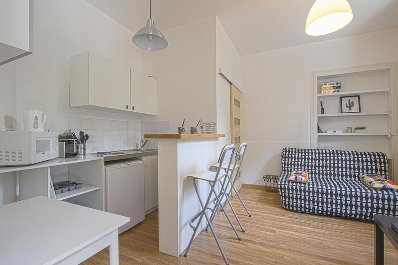 Charmant appartement commodités à proximité, location de vacances à Isneauville