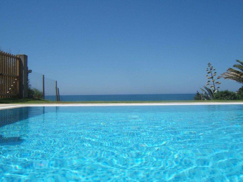 S'Archittu Villa Sleeps 4 with Pool Air Con and WiFi - 5248000, holiday rental in Cuglieri
