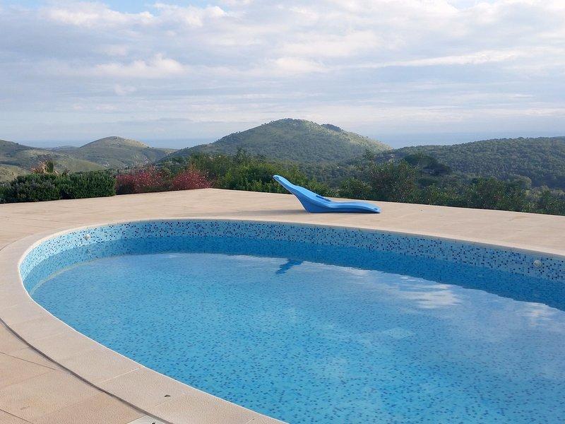 Sperlonga Villa Sleeps 5 with Pool and WiFi - 5248412, holiday rental in Sperlonga