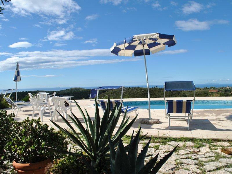 Sperlonga Villa Sleeps 9 with Pool and WiFi - 5248413, holiday rental in Sperlonga