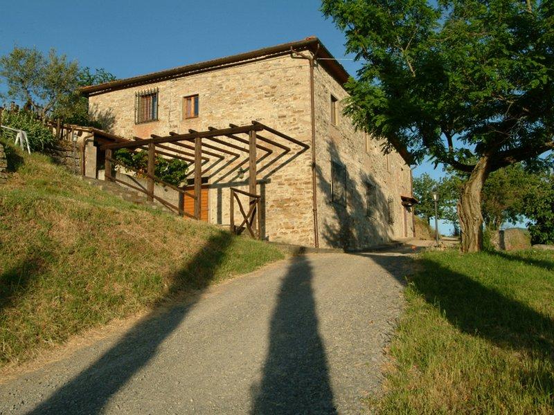 Barbiana Villa Sleeps 16 with Pool and WiFi - 5312801, holiday rental in Rufina