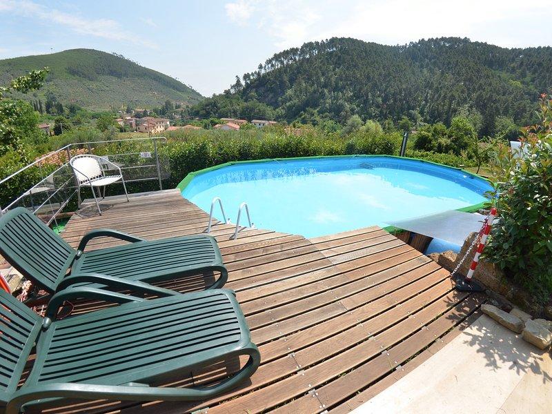 Pieve di Compito Villa Sleeps 13 with Pool and WiFi - 5247705, location de vacances à Sant'Andrea di Compito