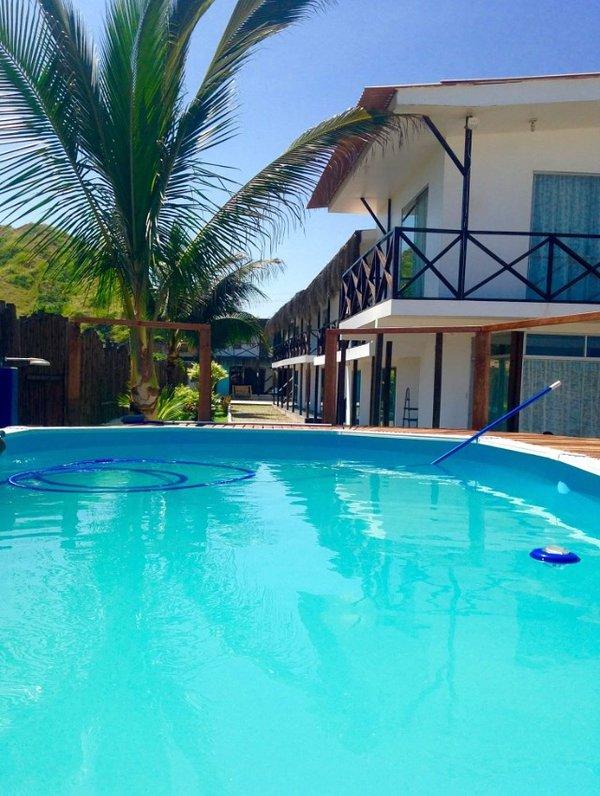 Prachtig zwembad voor exclusief gebruik van onze gasten