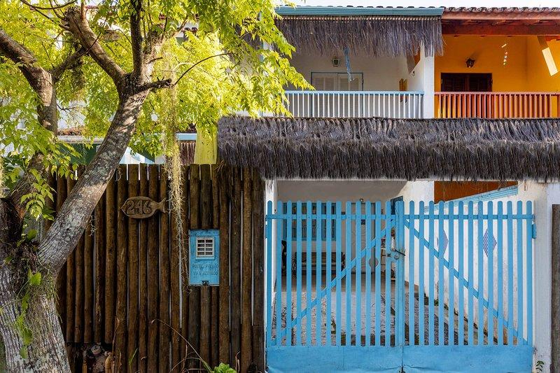 Casa no Capricónio: Praia, lagoa e montanha, location de vacances à Caraguatatuba