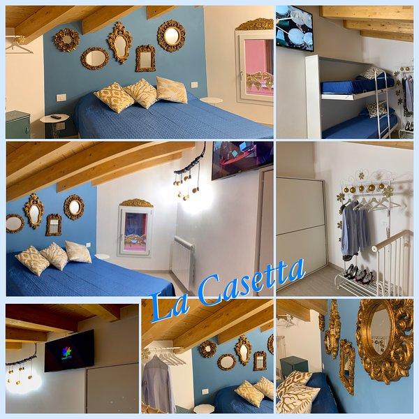 La Casetta, location de vacances à Chioggia