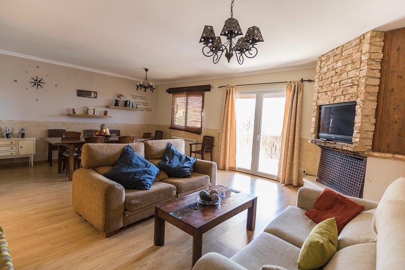 Casa Cuarcita 15 personas, casa vacanza a Robledo de Chavela