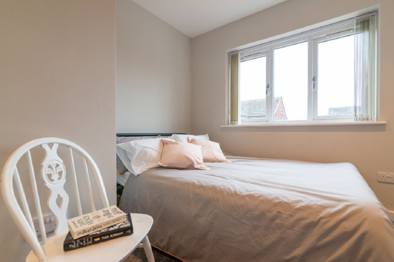All Bedroom are bright and spacious the provide you with comfortable stay while you are with us