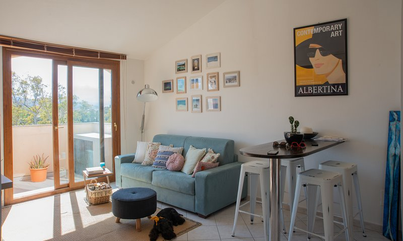Boutique Apartment Vista sul Parco, holiday rental in Olbia