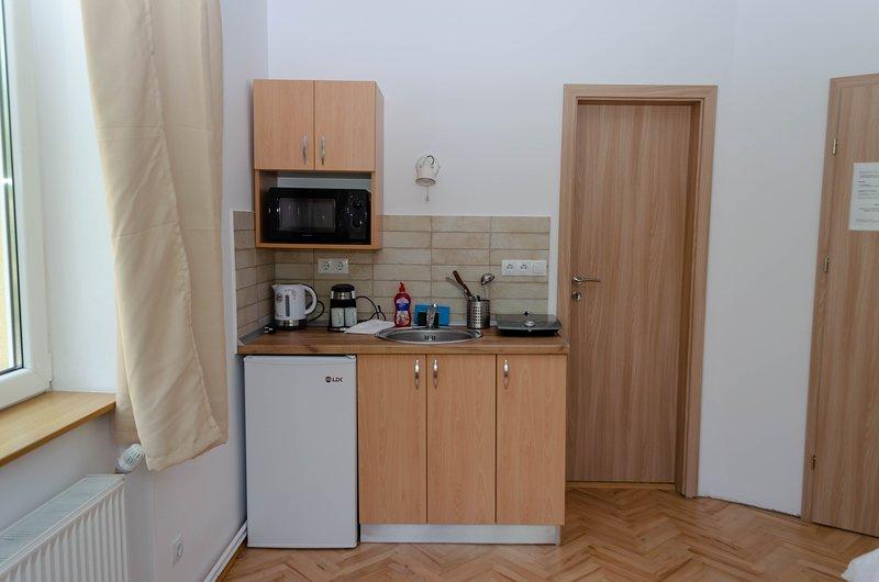 3.5 Casa Pasteur- triple studio, vacation rental in Cluj-Napoca
