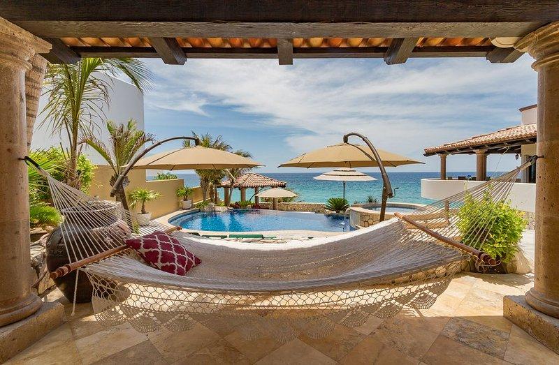 'CASTILLO ESCONDIDO' GORGEOUS PRIVATE BEACHFRONT VILLA EL ENCANTO DE La LAGUNA!, vacation rental in Boca de la Vinorama