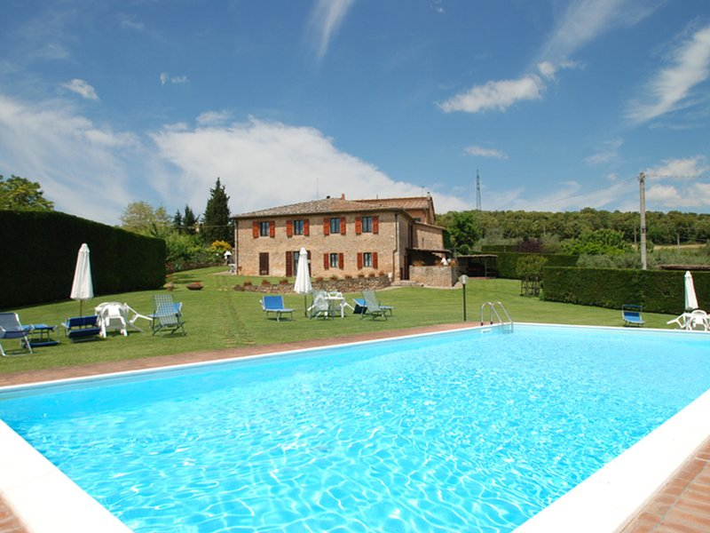 Casa Nagli Apartment Sleeps 4 with Pool and WiFi - 5247810, holiday rental in Brucciano