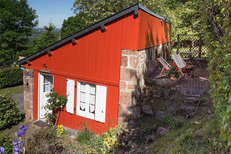 La Maison des Etoiles - Cassiopée, holiday rental in Cressensac
