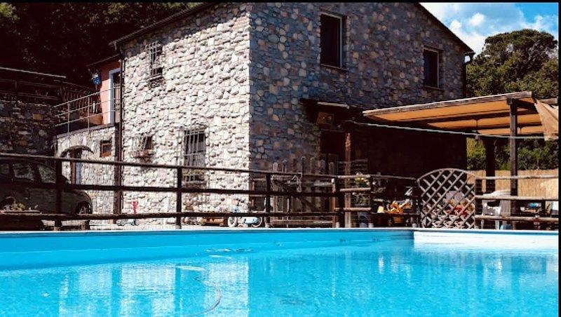 B&b Il Rustico, location de vacances à Bruschi