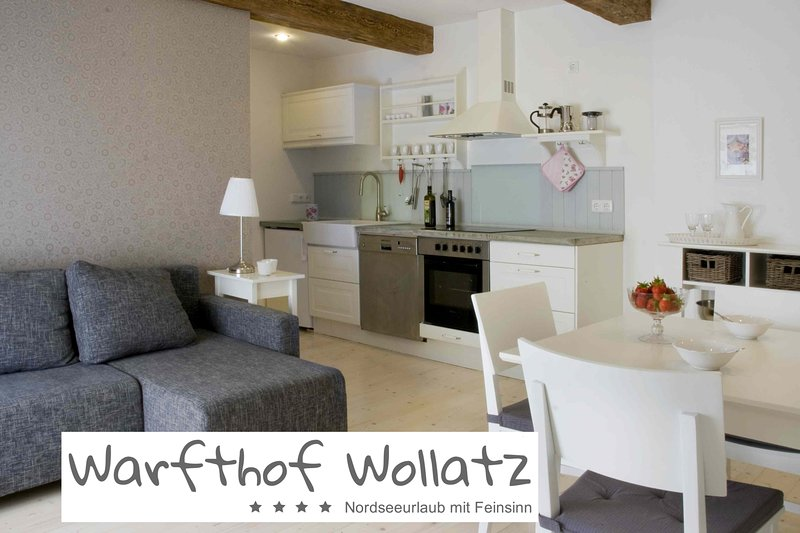 Liebevolle **** Appartements auf dem Biolandhof, holiday rental in Hennstedt