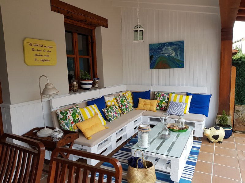 Vivienda vacacional casa borbolla, holiday rental in Pimiango