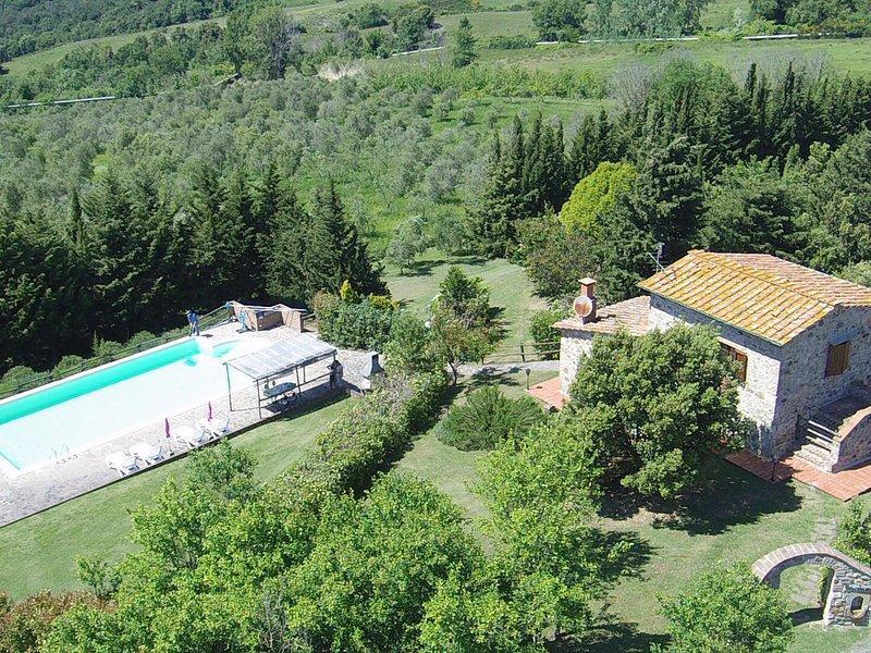 Fabbriche di Vallico Villa Sleeps 4 with Pool - 5639317, alquiler vacacional en Monterotondo Marittimo