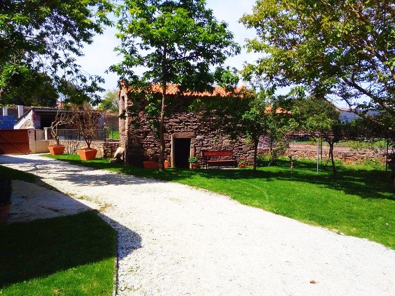 Casa de Campo, holiday rental in Malpica de Bergantinos