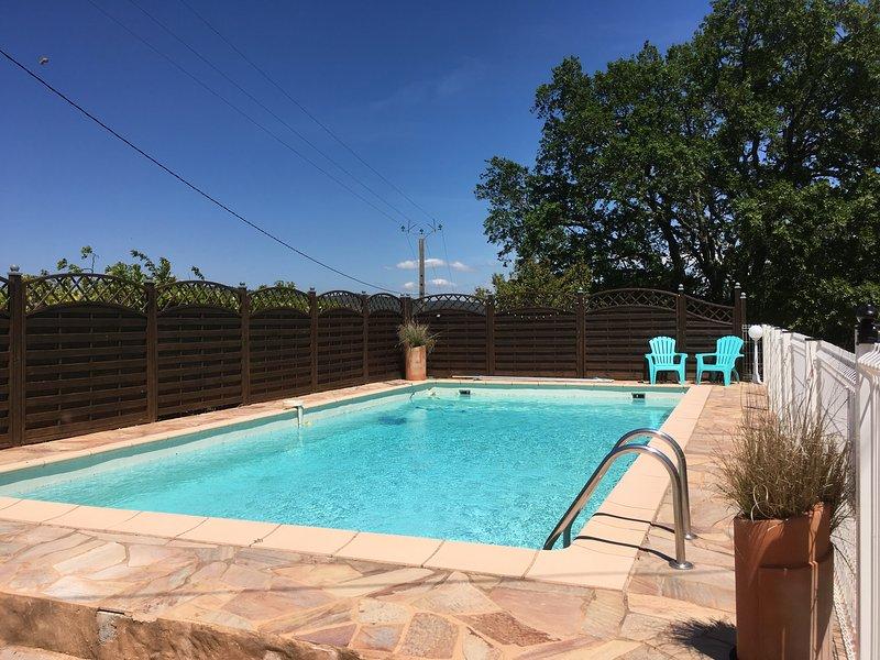 secure pool