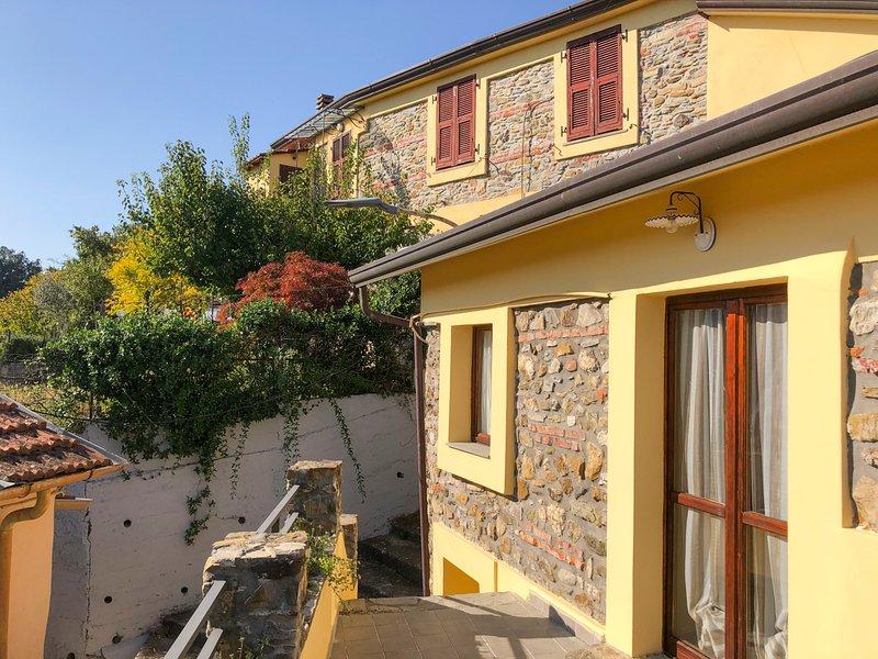 Canova Villa Sleeps 12 - 5796173, vacation rental in Olivola