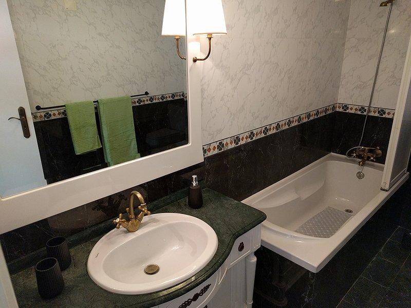 Vivenda Balou, Zen bathroom