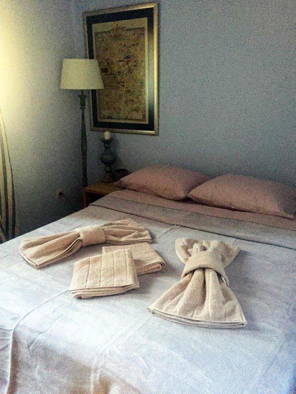 Det femte sovrummet med eget badrum
