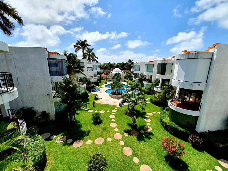 Vacation House a few steps from the beach, holiday rental in Cancun